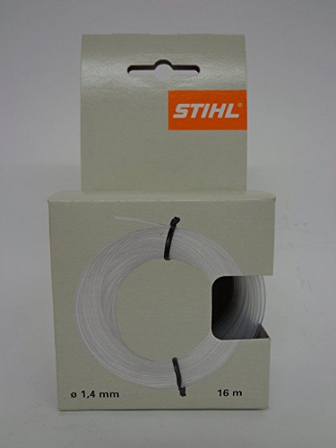 Genuine Stihl Trimmer line ROUND (GREY) 1.4mm x 16M Product Code 0000 930 2284